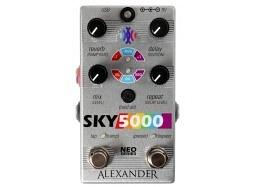 Alexander Pedals SKY 5000 Delay Reverb