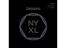 DADDARIO NYXL 1164 7-String Nickel Round Wound .011-.064