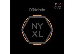 DADDARIO NYXL 1059 7-String Nickel Round Wound .010-.059