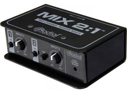 RADIAL MIX 2:1 passiv Combiner