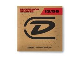 Dunlop PHOSPHOR BRONZE ACOUSTIC GUITAR STRINGS 13-56