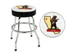 """FENDER Bar-Stool 24"""" - Rocks California - white"""