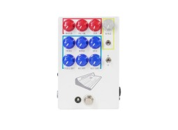 JHS Colour Box V2 - Preamp - EQ - DI-Box