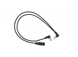 RockBoard Flat Daisy Chain Cable, 2 Outputs, angled