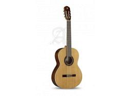 ALHAMBRA Bundle 1C HT 7/8 (Hybrid Terra) - Klassik-Gitarre Señorita 636 mm